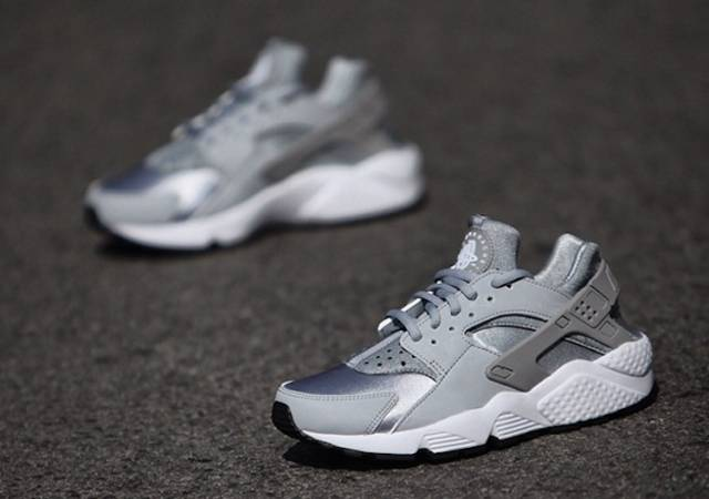 Product Womens Nike Air Huarache Wolf Grey Sold Out But We Womens Nike Huarache