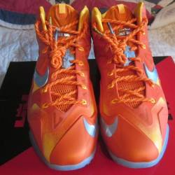 Lebron 11 forging iron and chr...
