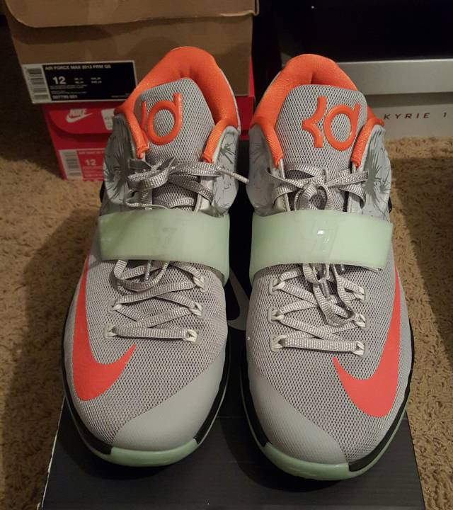 huge selection of 6f760 c061c Nike Kd 7 Galaxy Size 12.5