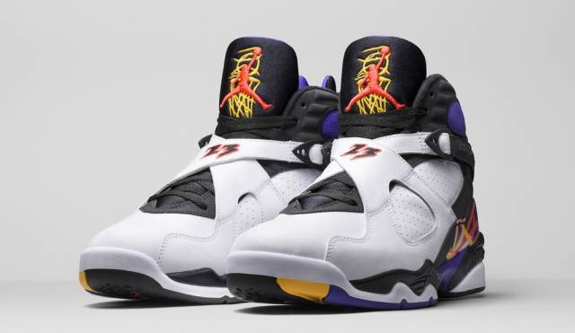 Nike Air Jordan 8 Viii