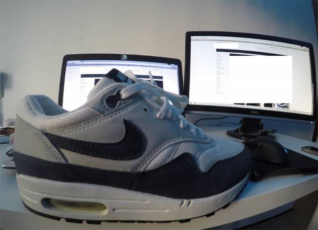 Nike Air Max 1 SC Obsidian Blue  4649491e8