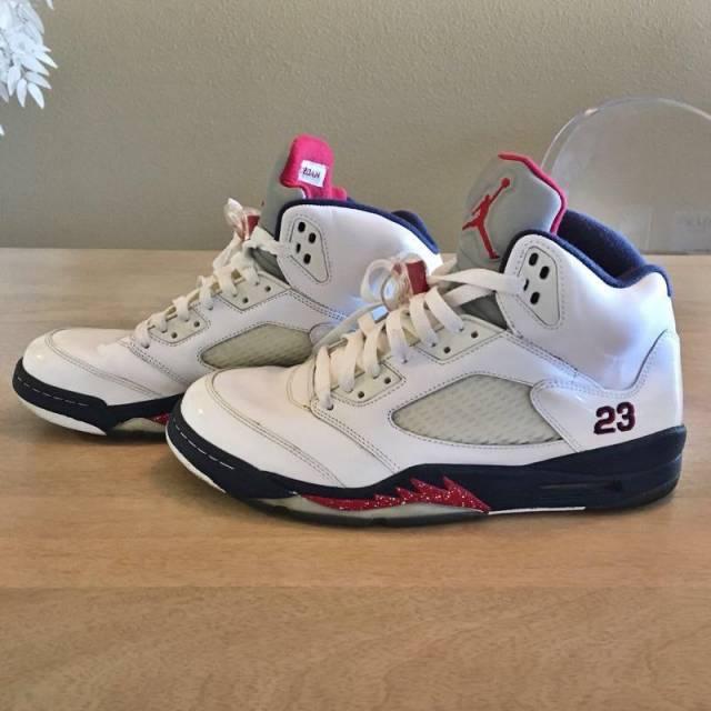 460c0407d56a ... Air Jordan 5 Retro - Independence Day ...