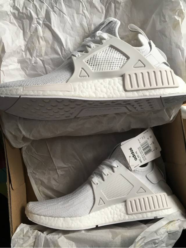 Adidas NMD_R1 PK Tri Color SNEAKERS ADDICT
