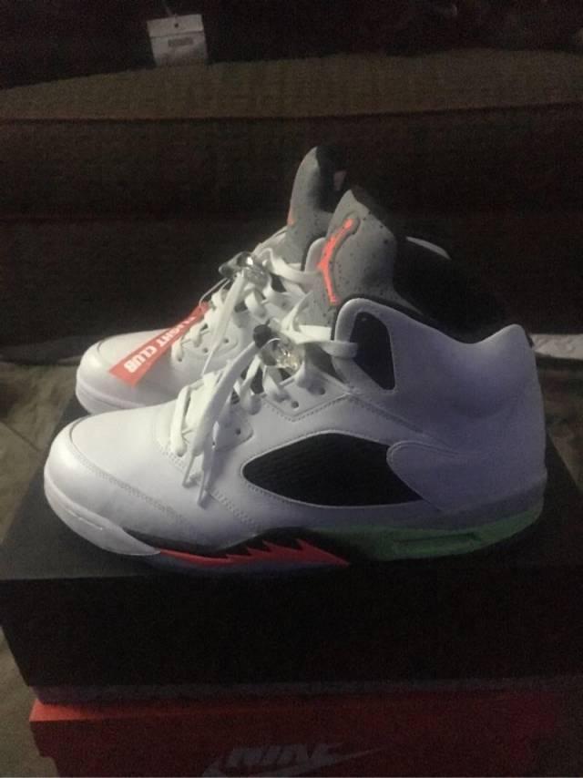 Air Jordan Retro 5 Pro Stars