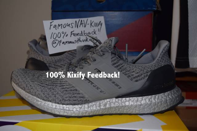 Adidas Ultra Boost Silver Pack Super Bowl Kixify Marketplace