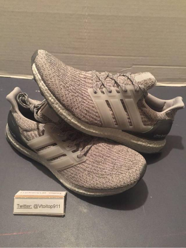 Adidas Ultra Boost 3.0 LTD Silver 'Super Bowl' DS NEW BA 8143