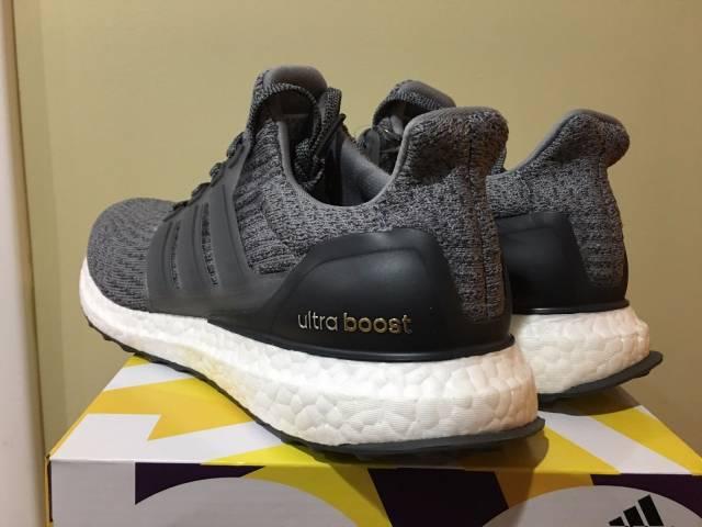 75201d0feca85 Adidas Ultra Boost Mystery Grey 3.0