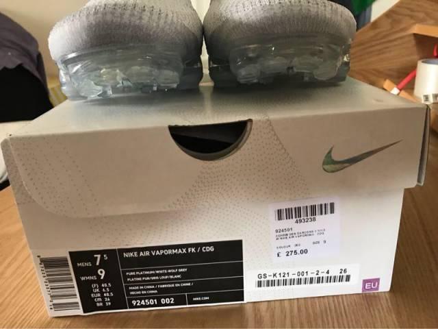 Nike Air Vapormax Triple Black Review