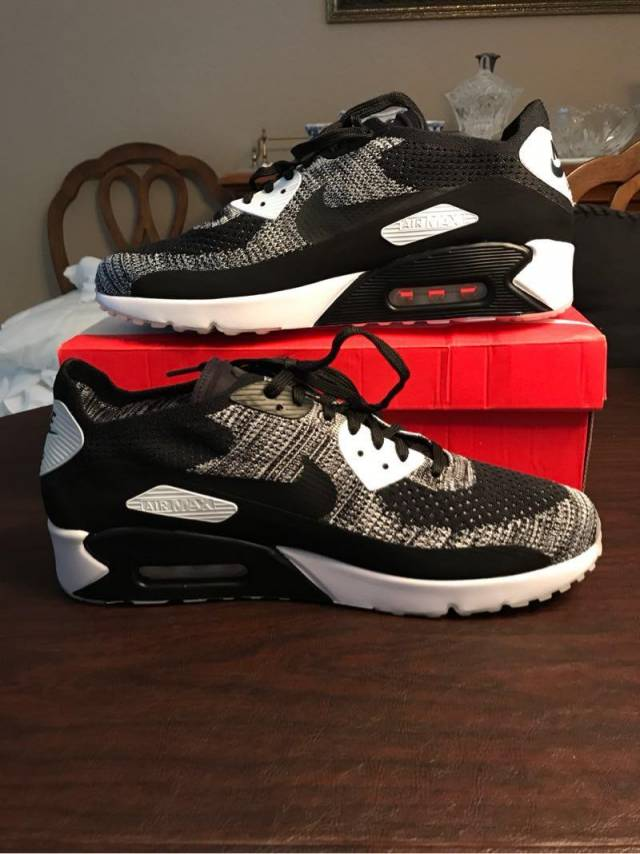 save off 22008 2dc2a inexpensive air max 90 oreo flyknit fa3e0 f91f3