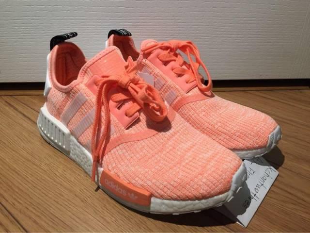 adidas nmd r1 donna rosa glitch kixify mercato