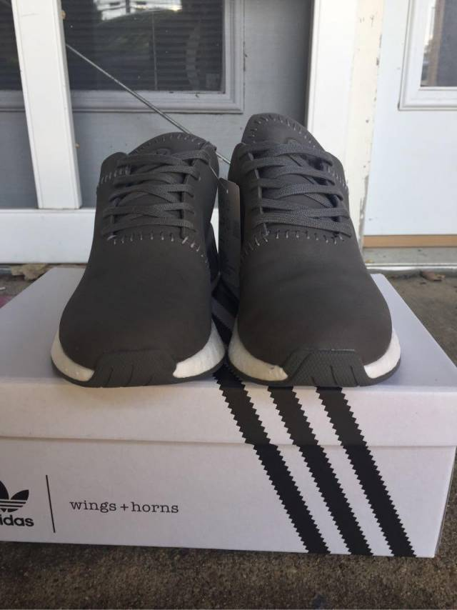 8b122b840 Wings + Horn NMD R2 size US 7
