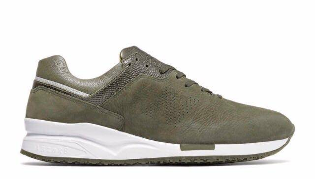 new balance deconstructed. new balance tokyo design studio deconstructed, green grey, men\u0027s size 8 us deconstructed