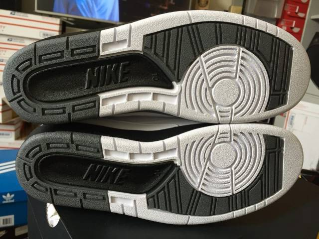 the best attitude 1a86d bfa9a Nike Air Jordan Retro Ii 2 Wing It White Black 834274-103