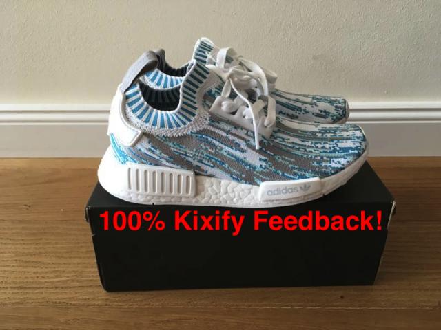 bf4c3cd03f59f Adidas SNS Sneakersnstuff NMD PK Glitch DataMosh Blue Aqua