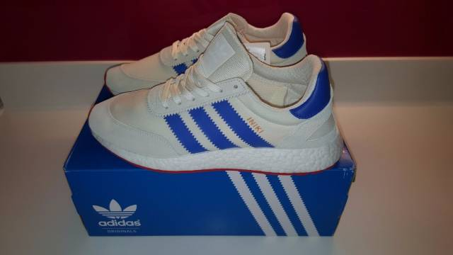Adidas Iniki Runner Pride of the 70s UK 6.5 & 7.5 BB2093