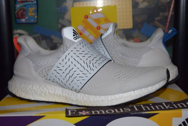 1afb279a2 Adidas Wood Wood Ultra boost AF5879 White Best price