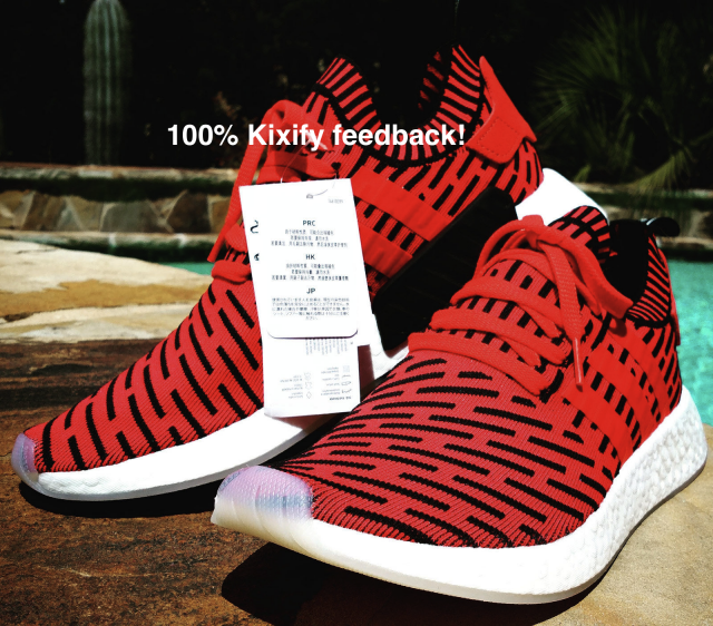Adidas Nmd R2 Core Red Black