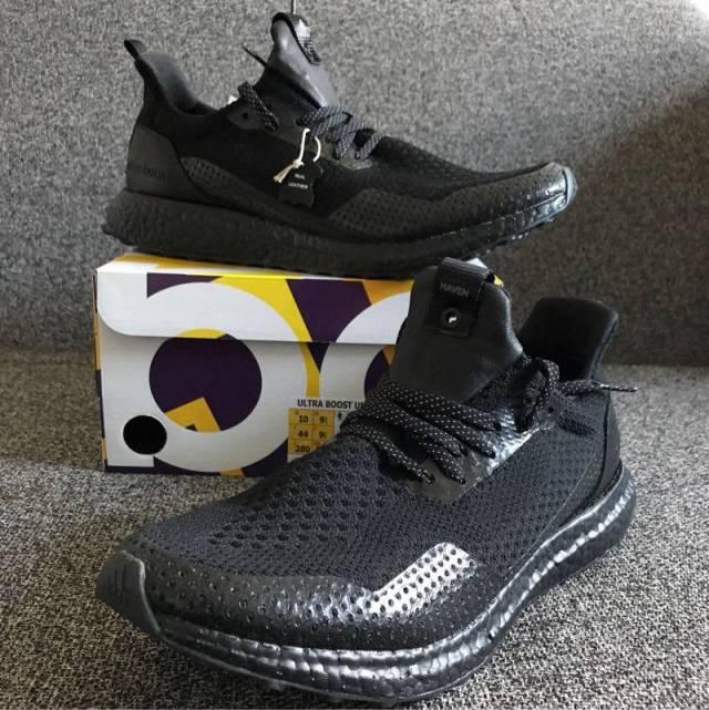 dc0bb6032 ... spain adidas ultra boost x haven triple black us 6 10 63b6b 5abe7