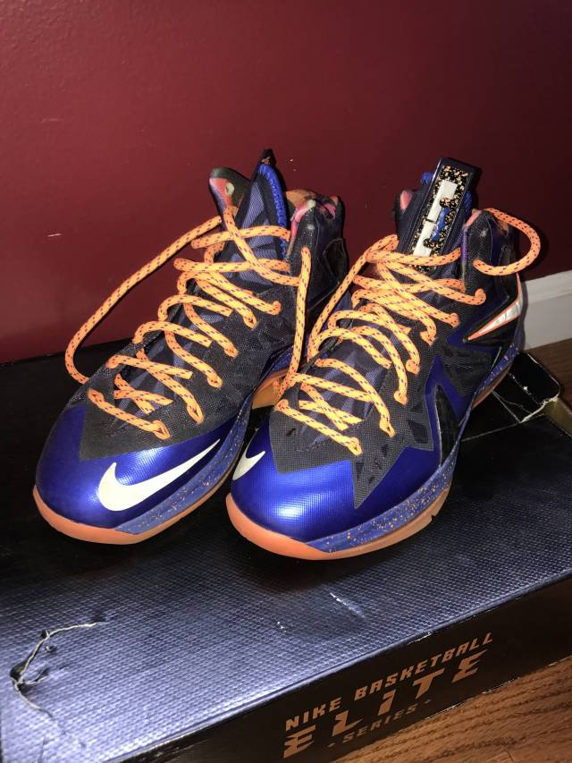 nike lebron 10 elite superhero kixify marketplace