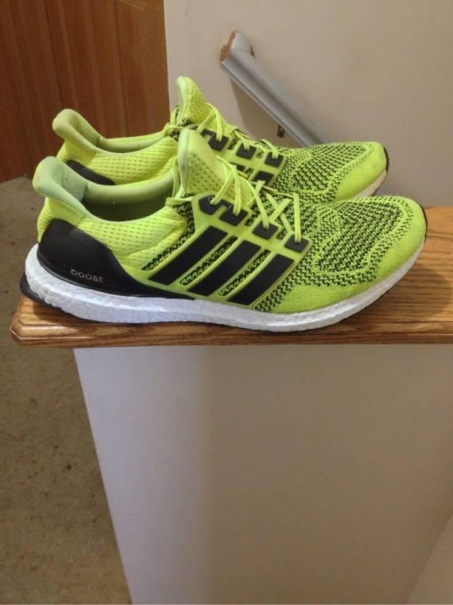 7a1649108049f Adidas Solar Yellow Ultra Boost 1.0
