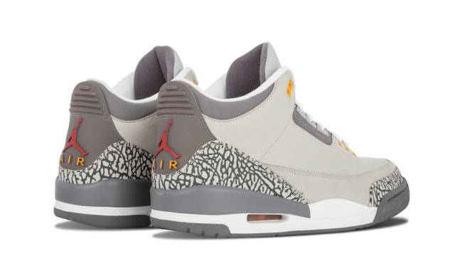 Air Jordan 3 Cool Grey LS  7fbf0a4ba