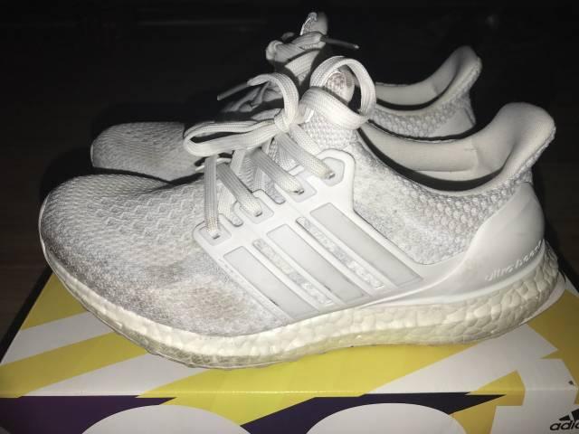 check out ec7d7 a3033 free shipping adidas triple white 2.0 ultra boost 1903a 2e154