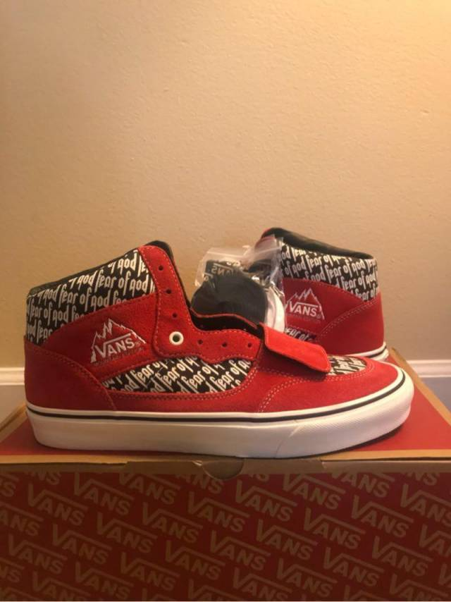 6c17b05b686727 Vans x FOG - Fear Of God Mountain Edition 35 DX Shoes ~ Brand New 100% Size  10.5