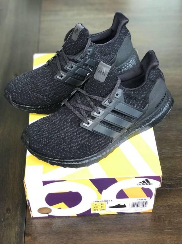 adidas ultra boost 2.0 triple black