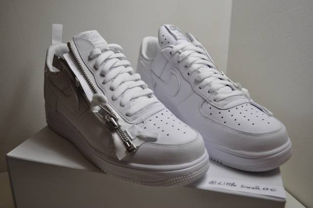 promo code 2d099 b84f4 Nike Air Force 1 X Acronym AF100 White Size 9.5 Us 9 Uk 43 E