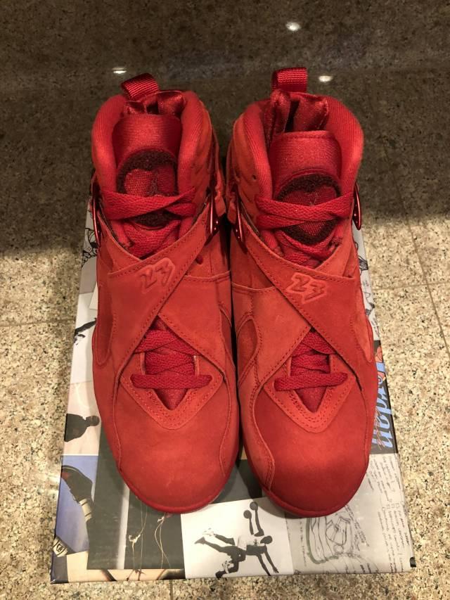 Womens Air Jordan 8 Valentine S Day 7 5w Yeezy Cement Dunk Kixify