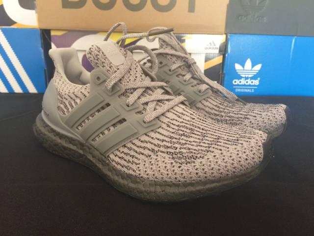 Adidas Ultraboost 3.0 Triple Grey