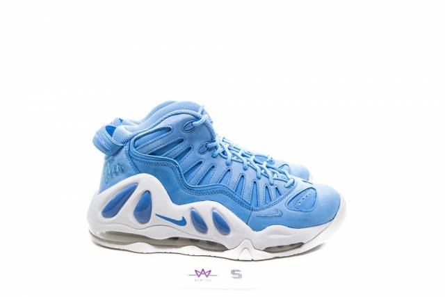 sports shoes 2b7ad 5783f NIKE AIR MAX UPTEMPO 97 AS QS PANTONE SZ 9 Blue 922933-400