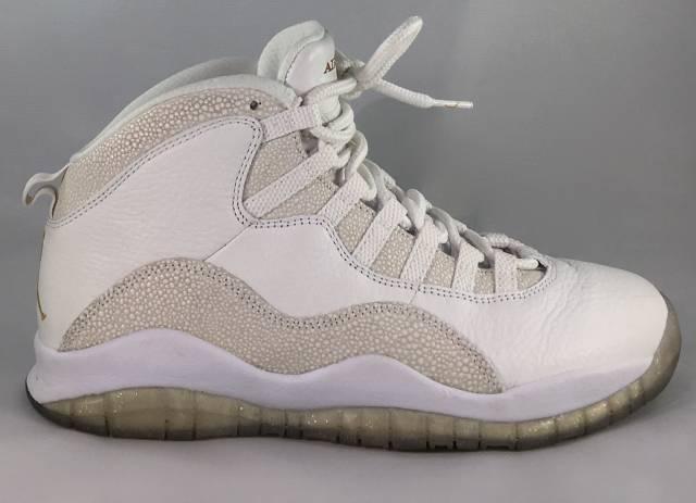 65934d4d7f4 Air Jordan 10 OVO White | Kixify Marketplace