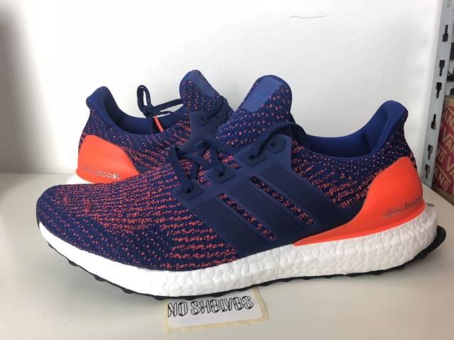 da2c07f98b5 ... low price adidas ultraboost ultra boost mystic ink purple blue orange  s82020 knicks 10.5 ac927 7c679