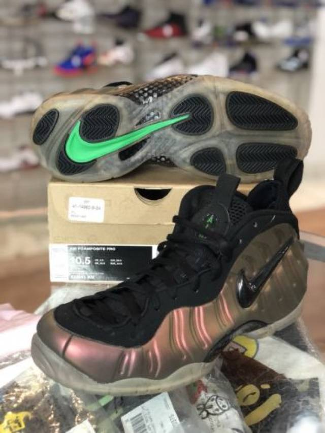 Brand new NIKE AIR FOAMPOSITE PRO GYM