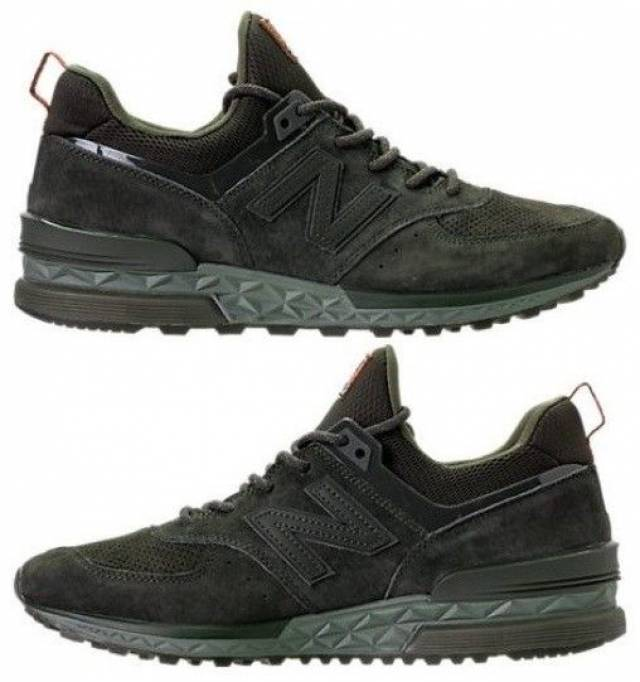 mens new balance 574 sport casual shoes