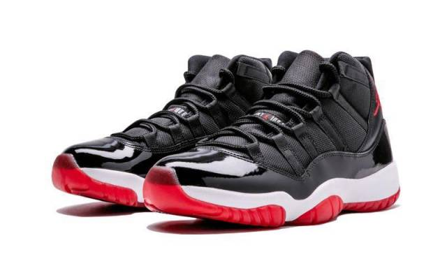 good quality presenting buying new Air Jordan 11 Bred