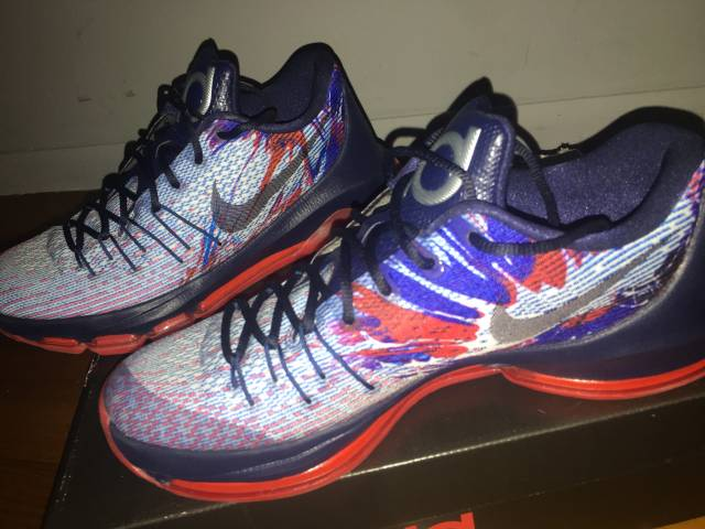 cheap for discount bf973 9ea19 Nike Kd 8 - Independence Day Size 9.5