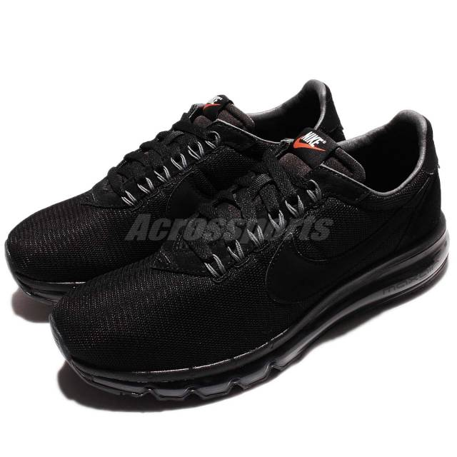 nike air max ld zero 0 black men nsw running shoes sneakers trainers 848624 005