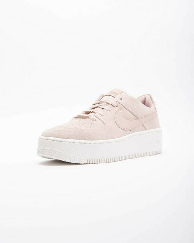 Nike Air Force 1 Sage Low Women particle beigephantom
