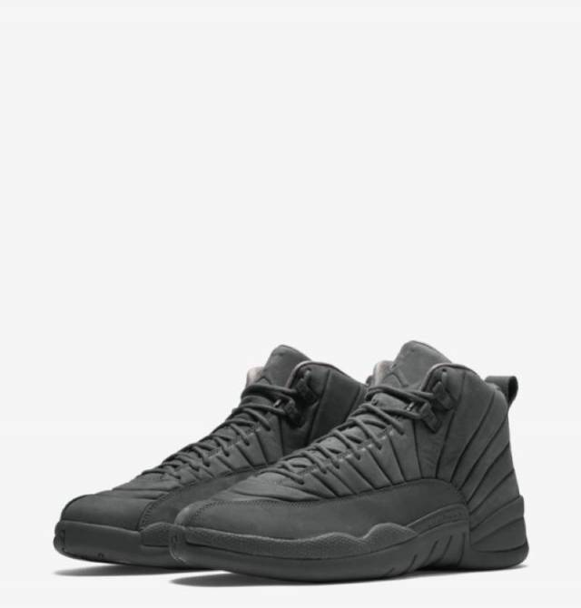 5d541dfd247990 PSNY x Air Jordan 12 Retro Grey w Receipt (men s) Size 7-15