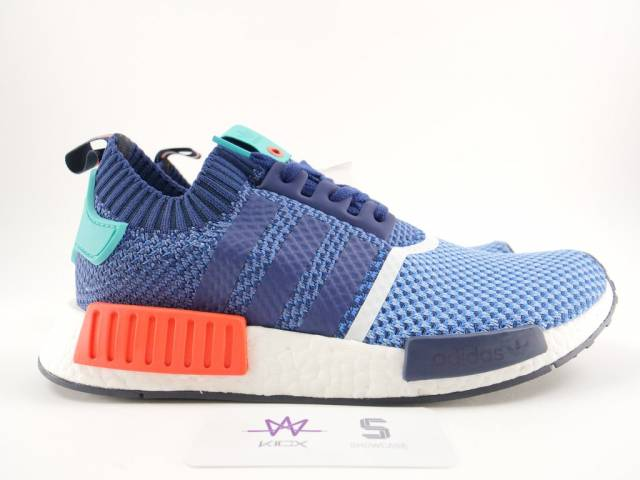 25ebf60a8f566 ADIDAS NMD R1 PK PACKERS SZ 9.5 Multi bb5051 NEW DS