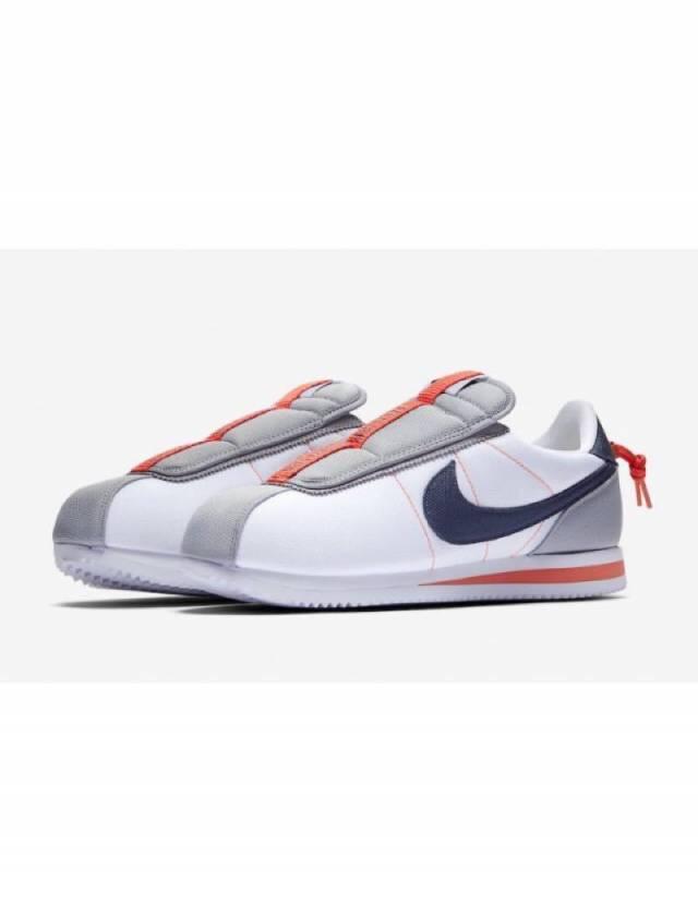 buy popular ca2fe 2e0da Kendrick Lamar X Nike Cortez Basic Slip