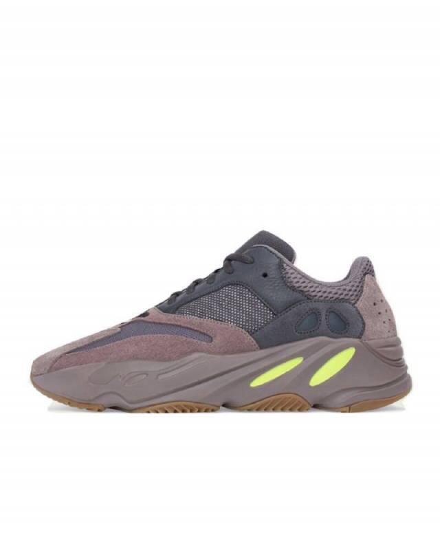 c527a71e9 Adidas Yeezy 700 Wave Runner Mauve Size 4-15