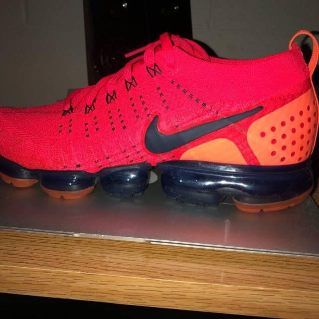 "8b16c4a5d7 Nike Vapormax ""Spiderman"" Flyknit 2 | Kixify Marketplace"