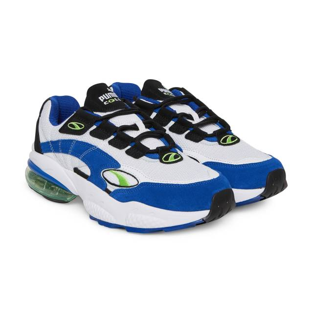375c25dd208 Puma Cell Venom (White/ Green/ Black/ Blue) Men 7-13 | Kixify ...