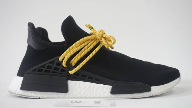 wholesale dealer 71f73 46c4d Pharrell X Adidas Nmd Human Race - Black