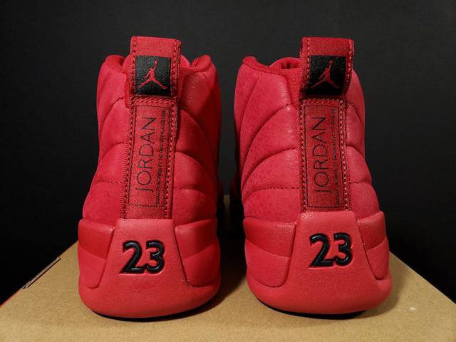 blue ribbon shoes nike2 Bulls Gym Red