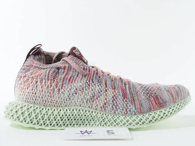huge discount c1ea2 f72b9 Adidas Consortium Runner Kith 4d Kith Sz 10 Green Bb953...