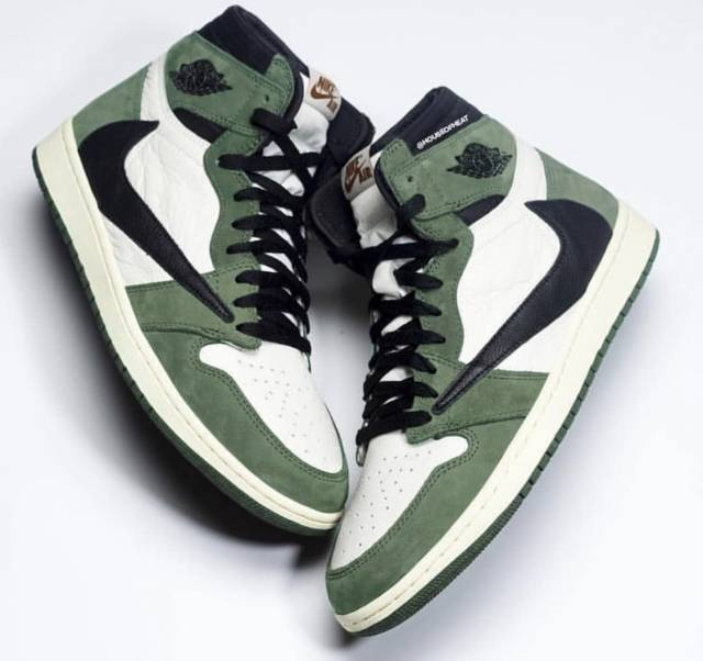 release date 956b8 aee98 Pre Order 2019 Jordan 1 X Travis Scott